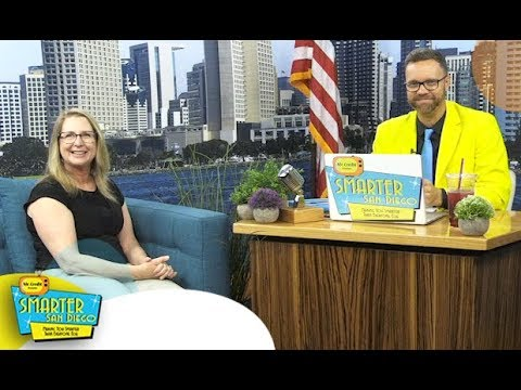 Stacy Roby on Smarter San Diego