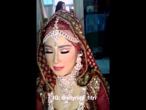Video Pengantin India Muslim by Sanggar Rias Fitri