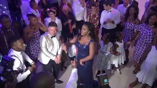 DOT Mau & Fons L FULL ENTRANCE Traditional Wedding L A Kele Nta + Sapé Comme Jamais