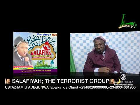 USTAZJAMIU/SALAFIYAH; THE TERRORIST GROUP(ENGLISH LANGUAGE)