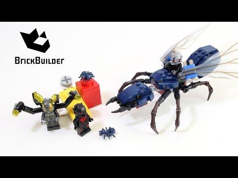 Vidéo LEGO Marvel Super Heroes 76039 : Le combat final de l'Homme-fourmi