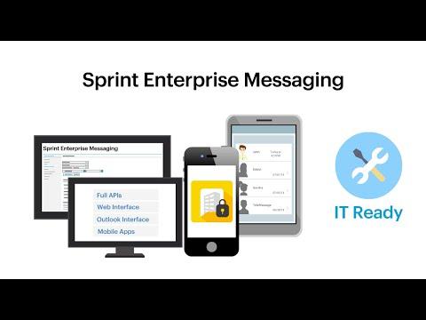 Sprint Enterprise Messaging