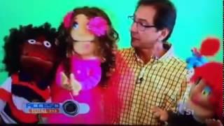 Los grandes amigos Telemundo 51 Interview Rita Rosa Ruesga
