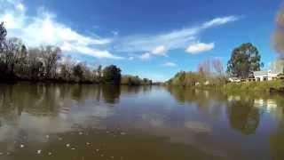preview picture of video 'Argentina, Entre Rios, Villa Paranacito'
