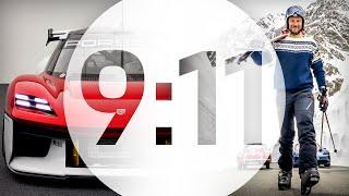 Episode 20 of 9:11 Magazine: The Jump / The Trailblazer