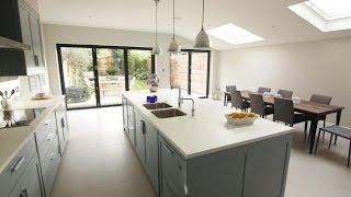 Kitchen Side Returns | Renovation Revolution