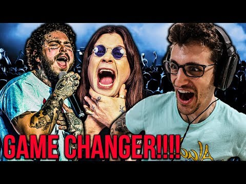 """This Combination is CRAZY!!   POST MALONE & OZZY OSBOURNE - """"Take What You Want"""" (REACTION!!)"""