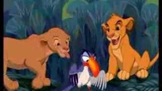 Lví král: Ne pětku Ne