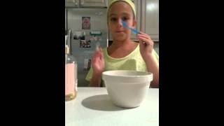 How To Make White Face Paint
