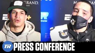 Valdez vs Velez: Post-Fight Press Conference