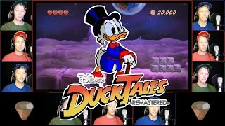 DuckTales: Remastered - Moon Theme Acapella