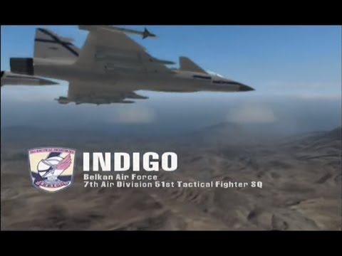 The Round Table Ace Combat.Ace Combat Zero The Belkan War Mission 3 Contact Mercenary Adf 01