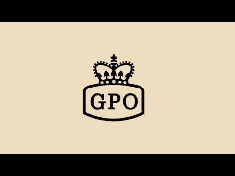 GPO Ambassador kofferplatenspeler