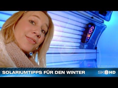 SKB HD | SOLARIUMTIPPS FÜR DEN WINTER