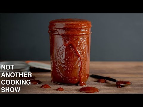 all purpose SWEET and TANGY BARBECUE SAUCE