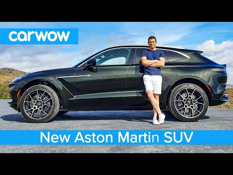 External Review Video VO9jwBH1Ob0 for Aston Martin DBX Crossover