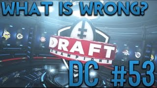 """Madden 17 Draft Champions #53! What Is Going On Lately?! """"Funny"""" DC Battle!"""