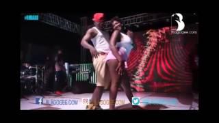 Ebony Reigns gives Ajeezay 'Blue Balls'