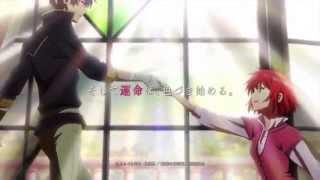 TVアニメ『赤髪の白雪姫』番宣CM白雪ver