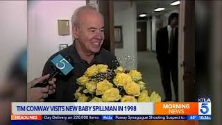 Tim Conway's Most Memorable Appearance on the Morning News