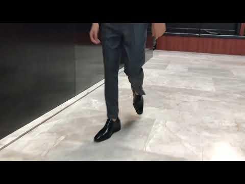 Faretti - męskie buty podwyższające - video - 0