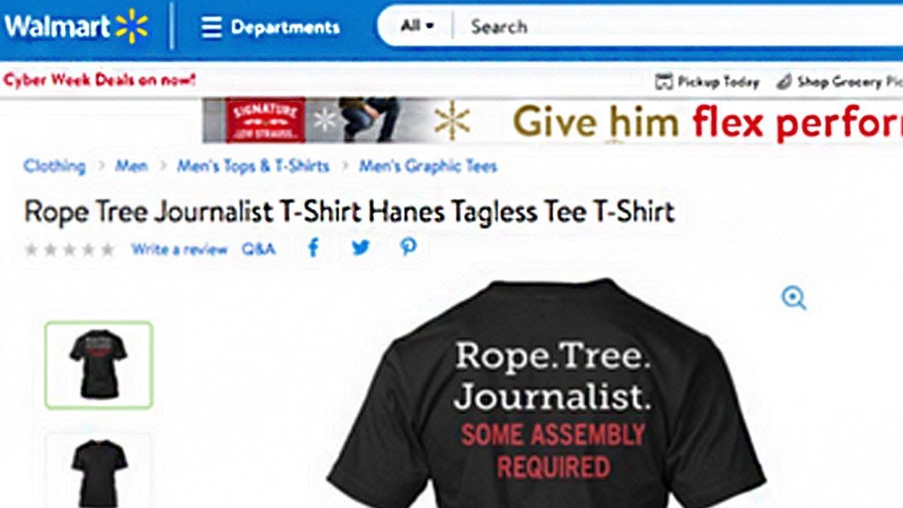 Walmart Sorry For Selling Horrific Shirt thumbnail