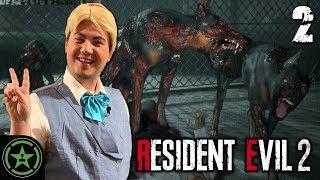 SAVING SHERRY - Resident Evil 2 Remake | Part 2 | Full Play