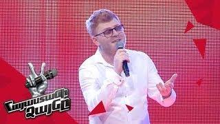 Hayk Ghulyan sings