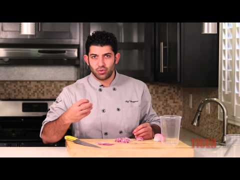 Slicing Knives - How to Eliminate Onion Odor