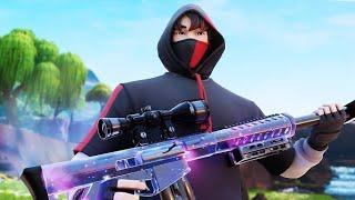 O melhor sniper do console? Fortnite Sniper Montage