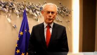 Herman Van Rompuy - Former President - European Council