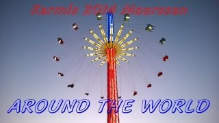 preview picture of video 'Around The World - Kermis 2014 Maarssen'