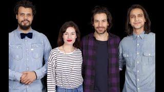 """Сериал """"Мушкетеры"""", The Musketeers: Cast Interview"""