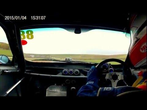 Donington 2015 – Race 2 – Vincent Dubois
