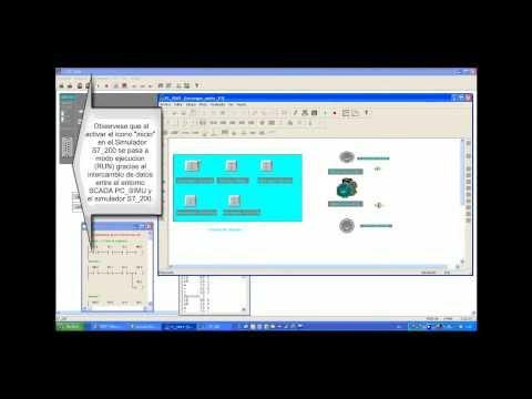 Programación de autómatas para STEP7 y para el simulador S7-200. Parte 2
