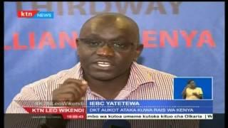 Ekuru Aukot aitetea IEBC