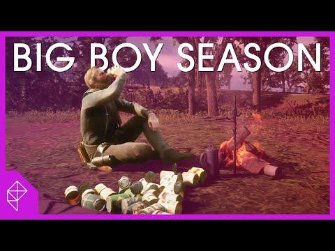 Preparing for Big Boy Season in Red Dead Redemption 2