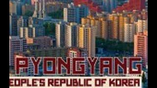 Смотреть онлайн Завораживающий ролик о столице Северной Кореи