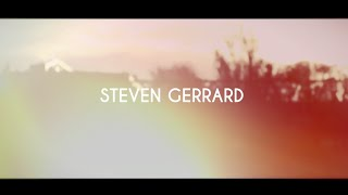 Emotionales Best Of-Video mit Steven Gerrard