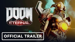 DOOM Eternal: Official Gameplay Trailer