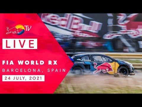 世界ラリークロス 第1戦スペイン(バルセロナ)2021年のプレビュー動画