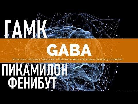 Что такое ГАМК (GABA) Спорт Мозг Эффекты Советы   GABA: Uses and Risks видео