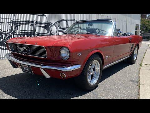 Video of '66 Mustang - QA2X