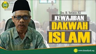 Kewajiban Dakwah Islam