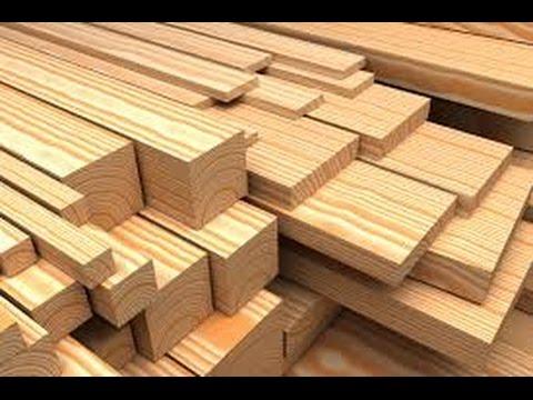 Curso de Carpintería  -Como se compra madera  (pie tablar) Lección Nº 1