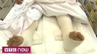 Rước dâu gặp nạn: 3 người đang nguy kịch   VTC Now