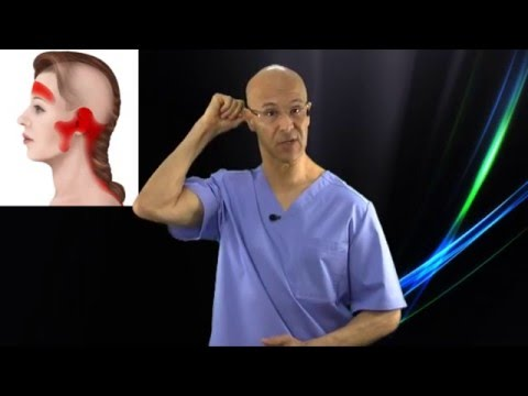 Video Instant Headache Relief in Seconds with Self Massage Technique - Dr Mandell