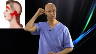 Instant Headache Relief in Seconds with Self Massage Technique - Dr Mandell - Video Youtube