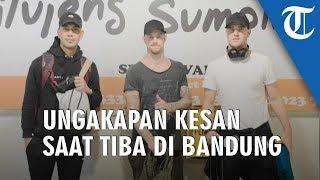 Tiba di Bandung, Tiga Pemain Anyar Persib Ungkapkan Kesannya