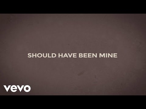 Should've Been Mine - Youtube Lyric Video